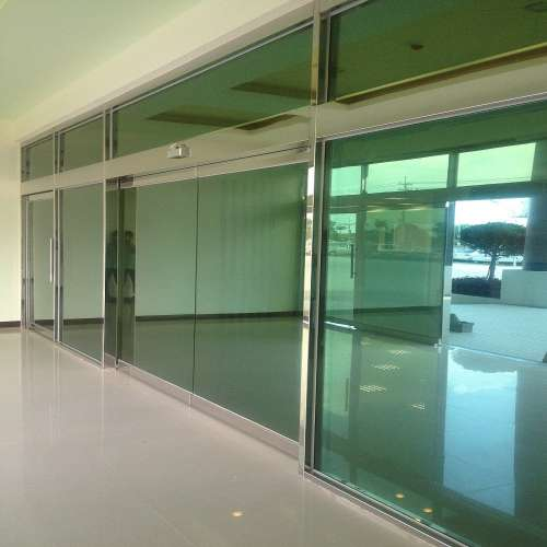Automatic Sliding Glass Doors: KTH Automatic Sliding Door (TAIWAN)